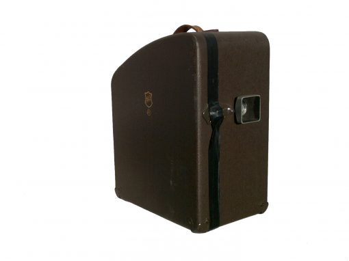 #61 Bell & Howell Projector Case / Roxie Theater, SF