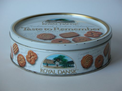 #381 Royal Dansk Cookies