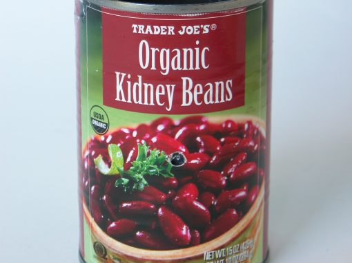 #767 S&W Organic Diced Tomatoes #10