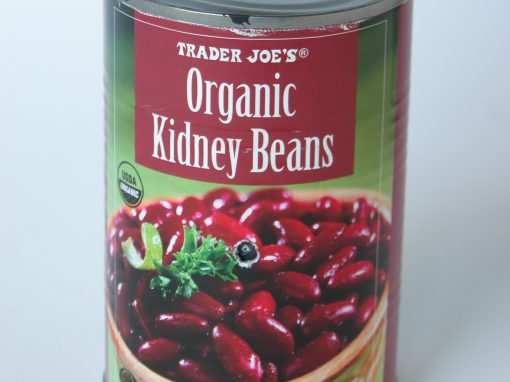 #768 S&W Organic Diced Tomatoes #11