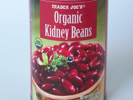 #769 S&W Organic Diced Tomatoes #12