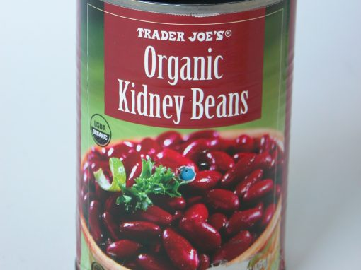 #766 S&W Organic Diced Tomatoes #9