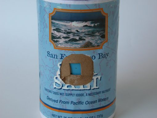 #742 San Francisco Sea Salt