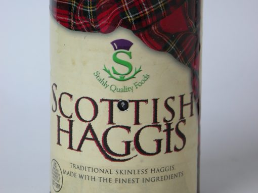 #423 Scottish Haggis (made from the finest ingredients)
