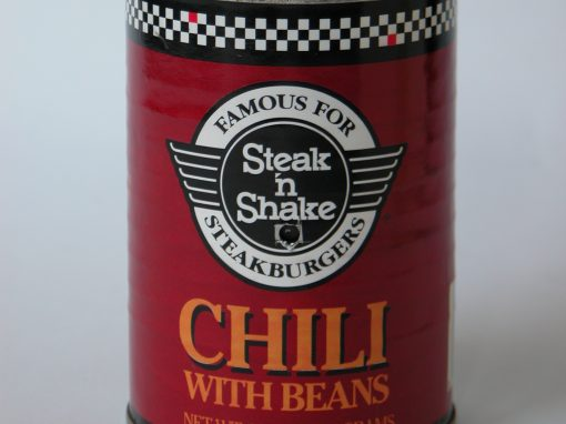 #218 Steak n Shake Chili