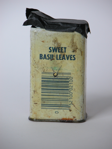 #352 Sweet Basil Leaves