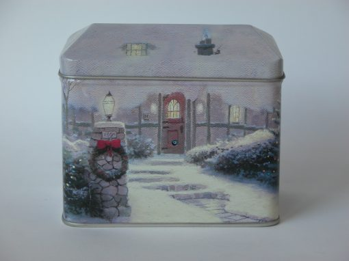 #517 Thomas Kinkade, Christmas Snowberry Tea