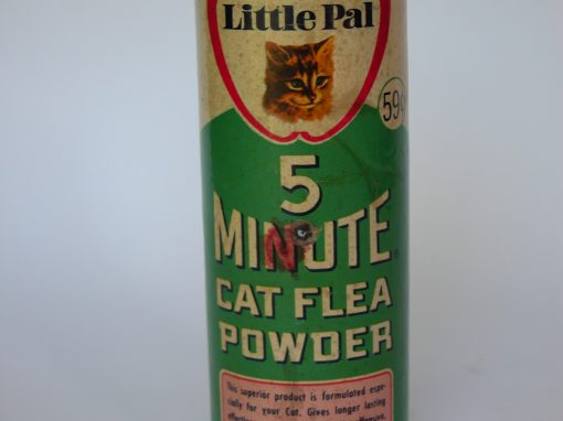 #41 Little Pal Flea Powder / Two Fleas