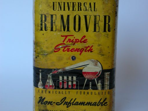 #638 Universal Remover, Triple Strength, Non-Flammable