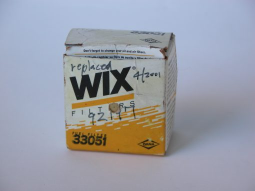 #713 WIX Fuel Filter