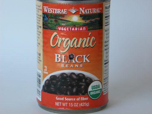 #559 Westbrae Organic Black Beans