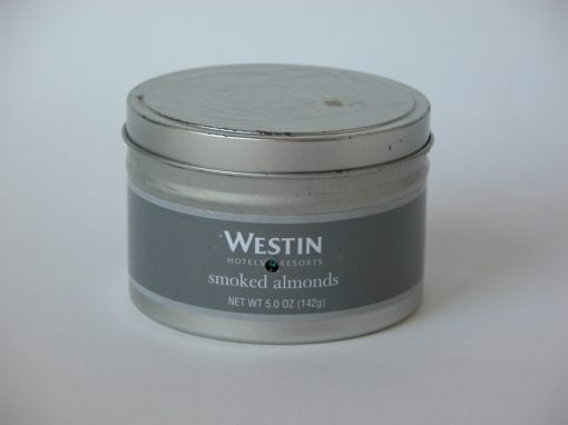 #492 Westin Hotels Smoked Almonds