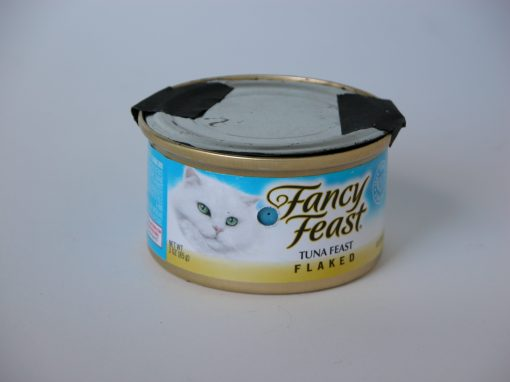 #773 Fancy Feast #8, Tuna Feast