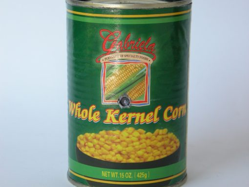 #560 Gabriela Whole Kernal Corn
