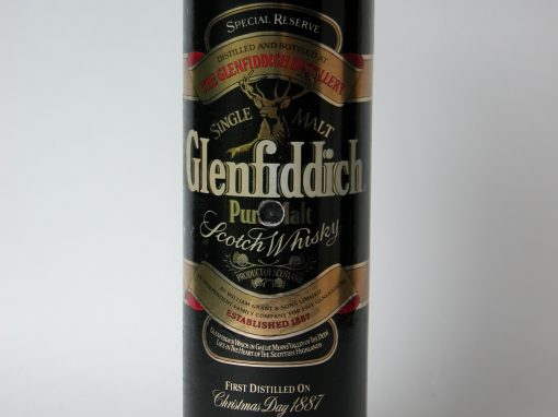 #745 Glenfiddich Scotch Whisky #2