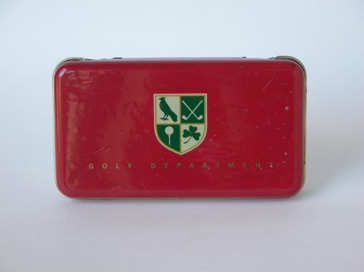 #682 Golf Department #3 w/Red Cover (stereo)
