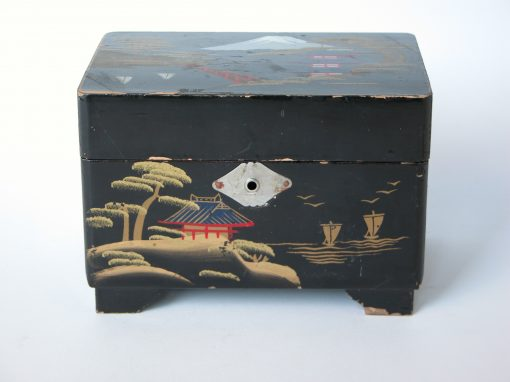 #436 Japanese Jewelry Box