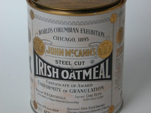 #412 John McCann Irish Oatmeal