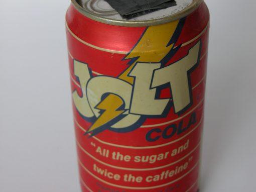 #182 Jolt Cola