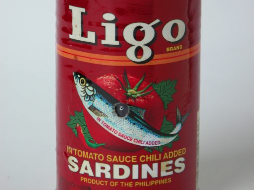 #673 LIGO Sardines (red)