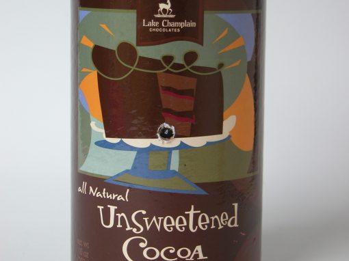 #219 Lake Champlain Unsweetened Cocoa