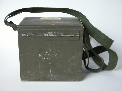#408 Light, Survey and Signaling Dept. of St Louis (green metal box)
