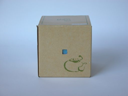 #570 Made In Korea (small tea kettle box)