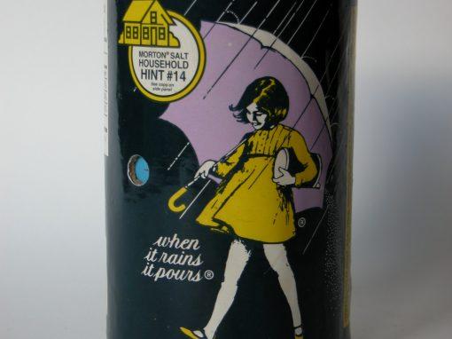#695 Morton Salt #4