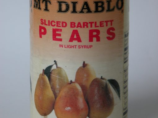 #188 Mt. Diablo Pears