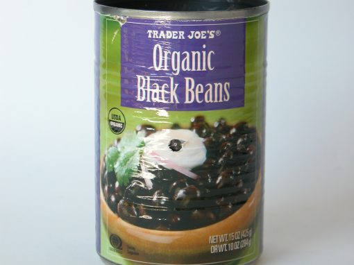 #238 Organic Black Beans