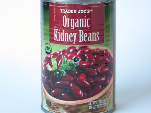 #227 Organic Kidney Beans #2