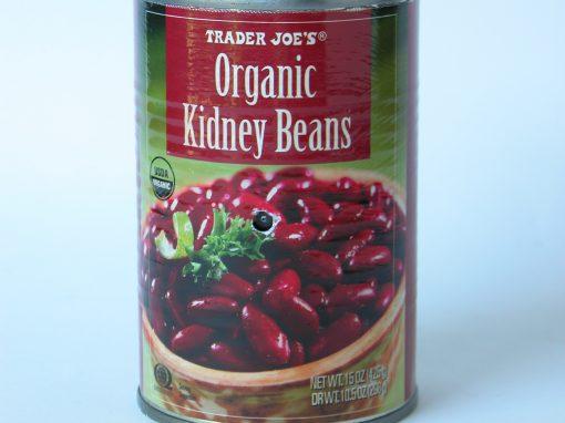#228 Organic Kidney Beans #3
