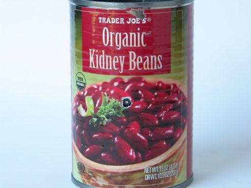 #229 Organic Kidney Beans #4