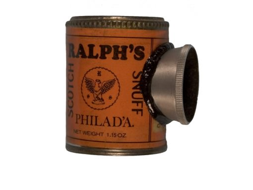 #1021 Ralph's Philadelphia Scotch Snuff / Nose #3
