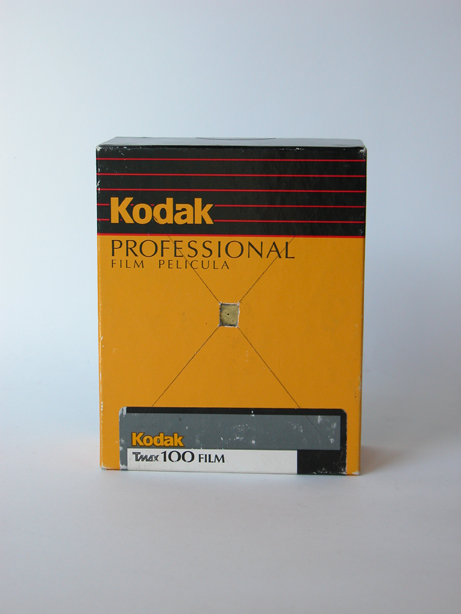 #257 Kodak 4×5 Triple-Box #6, Ankles