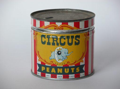 #388 Circus Peanuts #2 / Peanuts #4