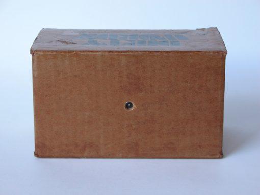 #409 DIRTY WORDS (cardboard)
