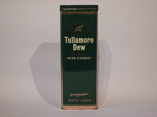 #568 Tullamore Dew Irish Whisky