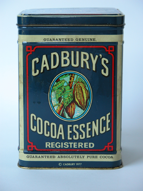 #62 Cadbury's Cocoa Essence / Deconstruction