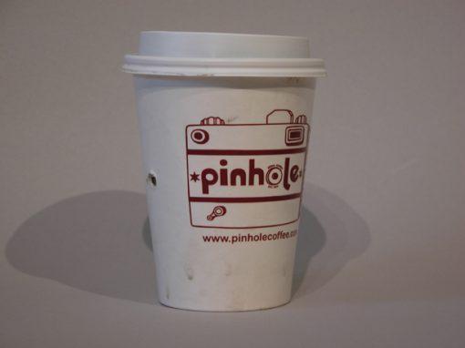 #727 Pinhole Coffee Cup #1