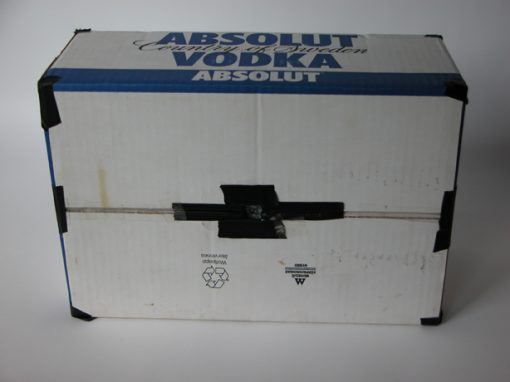 #74 Absolute Vodka Case / Couple & Bay Bridge (for Absolute Ad)